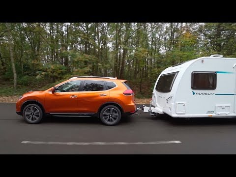 The Practical Caravan Nissan X-Trail review