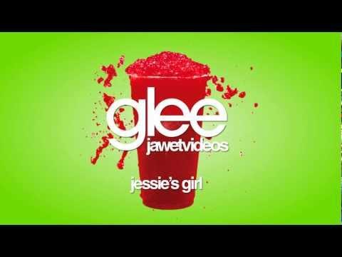 Glee Cast - Jessie's Girl (karaoke version)