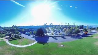 Stealth360 Invisible drone dji fpv and Insta360 one r (raw and unedited)