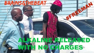 ALKALINE RELEASED WITH NO CHARGERS