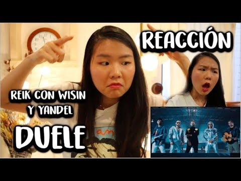 REIK + WISIN Y YANDEL- DUELE |Reacción ☀︎ Reaction| - Es Checky