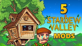5 Fun Stardew Valley Mods