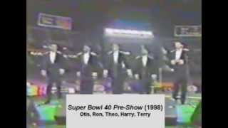 The Temptations - Super Bowl XXXII Pre-Show (1998)