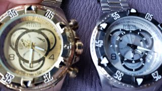 REAL vs FAKE INVICTA WATCHES