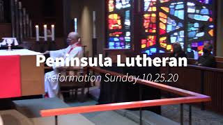 Reformation Sunday 10.25.20