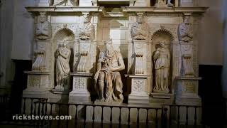 Thumbnail of the video 'Rome's Historic, Art-Filled Churches'