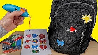3D РУЧКА! Подарок на День Влюбленных своими руками. Подарок на 14 февраля. DIY alex boyko