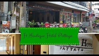 H Boutique Hotel Pattaya Inside Room 604