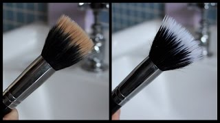 How To: Clean Makeup Brushes | Easiest & Cheapest Way!