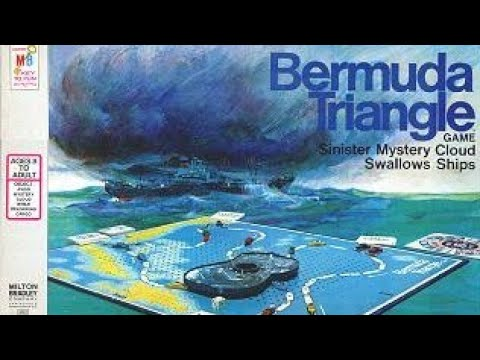 Bermuda Triangle Review (1975): Vintage Game Channel