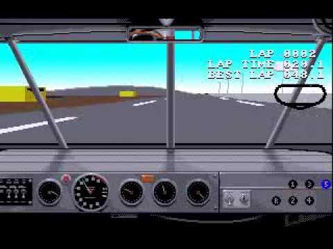 Days of Thunder Amiga