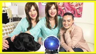 PSYCHIC READING WITH MOLLY BURKE