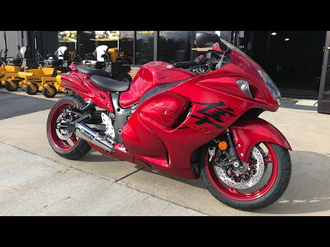 2020 Suzuki Hayabusa in Greenville, North Carolina - Video 1