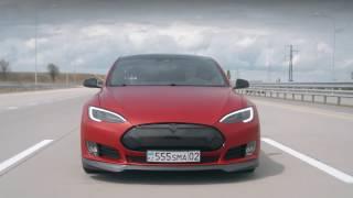 DT Test Drive — Tesla Model S P90D & P85D