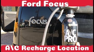 Recharge the ac on a 2003 ford focus most popular videos how to recharge your ac on a ford focus 1999 2007 fandeluxe Choice Image