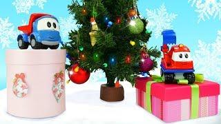 Почта Деда Мороза или подарки для машинок на Новый Год