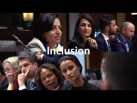 Promoshon di e promé reunion relashoná ku Agenda 2030 na Bruselas, Bélgika organisá pa UNESCO.