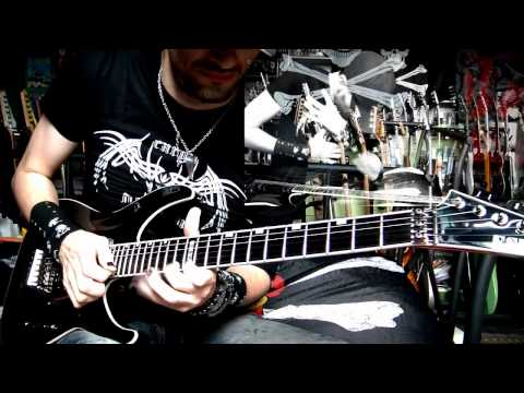 how to play master of puppets on bass guitar