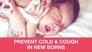Tips on How to Prevent and Cure Cough and Cold in Newborns |  Dr. Sanjay Wazir