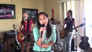 Please Mr Postman (The Marvelettes) Castillo Kids  Cover  Practice for AROTR 2011