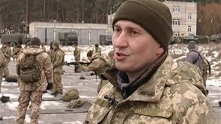 Більше 3500 бійців територіальної оборони залучені до тактичних занять