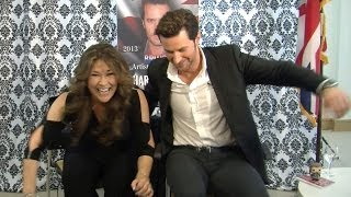 Ричард Армитэдж, Richard Armitage Interview Part 3: Richard the Third! with Marlise Boland