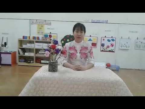 Video quay hình ( GV: Dương Thị Hằng - Cách phòng chống dịch bệnh Covid tại nhà cho trẻ)