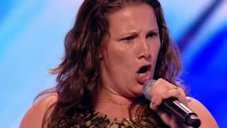 """Sam Bailey - """"Who's Loving You"""" Arena Audition - The X Factor UK 2013"""