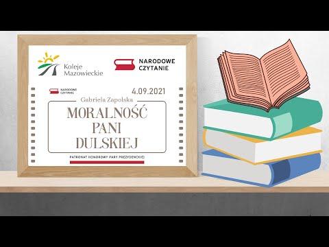 Koleje Mazowieckie w X edycji Narodowego Czytania