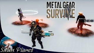 COOP ► Metal Gear Survive #11 ЖИЗНЬ ПОСЛЕ ФИНАЛА на русском