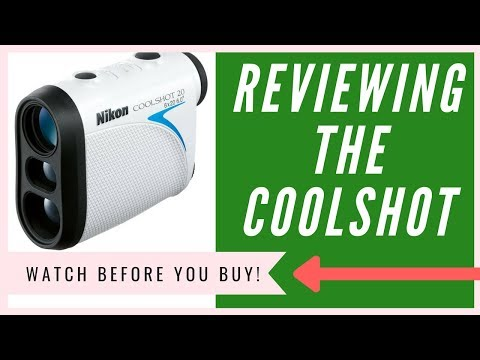 Nikon Coolshot 20 Laser Rangefinder Review | An HONEST Review