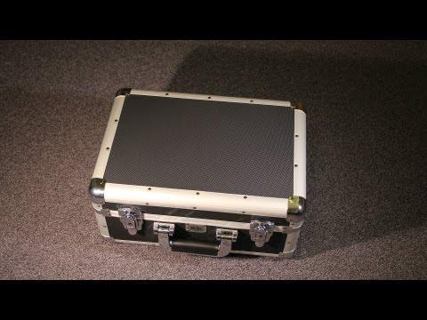 Unboxing Bilora 548 Alu-Koffer - IFFI packt aus
