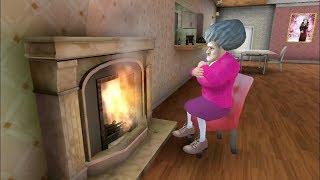 Scary Teacher 3d Version 5.0.41   Fireplace Prank