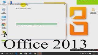 Office 2013 kurulum + indirme linki detaylı