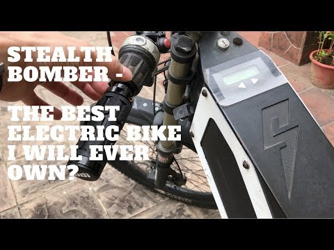 Stealth Electric Bike B-52 Bomber in Singapore – 5 YEARS LATER!