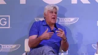 2018 Jay Leno & Donald Osborne Pebble Beach Classic Car Forum