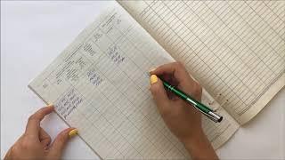 Як заповнювати Книга обліку доходів платника єдиного податку (ФОП) - как заполнить книга доходов ЧП