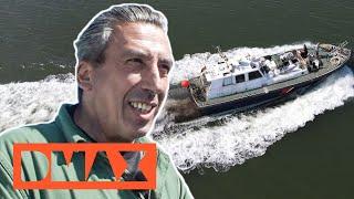 Michael sticht in See   Steel Buddies   DMAX Deutschland