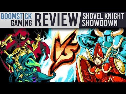 Shovel Knight Showdown – FULL REVIEW | Super Shovel Bros. Brawl video thumbnail