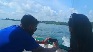 preview picture of video 'DAY TRIP WHITE SANDS ISLAND BINTAN #AMSVLOG'