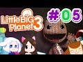 RSP - Little Big Planet 3 - Ep. 05: Ça secoue