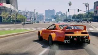 GTA 5 Drift Progression, Real Car Mods