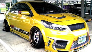 Cambergang Toyota Vios turbo loaded, Meet the Toyota Corolla Custom CamberGang  Turbo