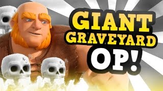 44-0 GRAVEYARD CYCLE! :: OP Challenge Deck Review :: Clash Royale ft. Starwars