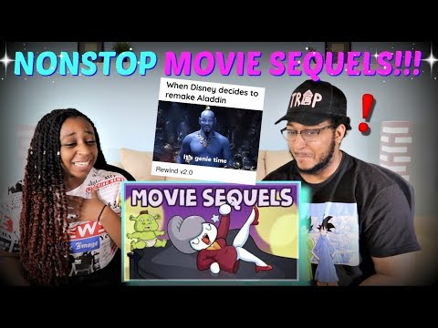 """TheOdd1sOut """"Movie Sequels"""" REACTION!!!"""