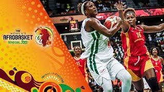 Senegal v Mozambique - Highlights - Semi-Finals - FIBA Women's AfroBasket 2019