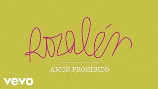 Rozalén - Amor Prohibido (Lyric Video)