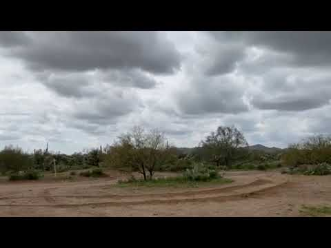 Video Of Superstition Mountain AZ state trust dispersed, AZ