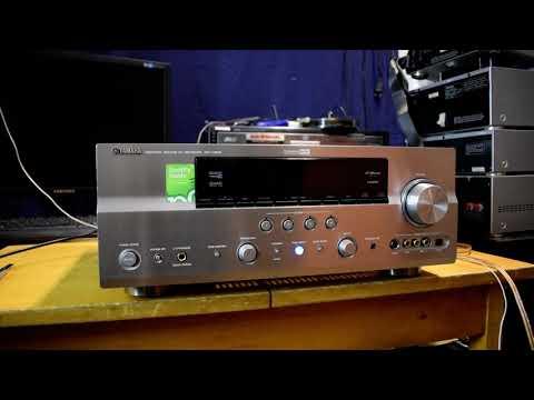 YAMAHA RX V863 NATURAL SOUND A TERMÉSZETES HANGZÁS ÉLMÉNY HDMI 7.1 105 Watt/Chanel ! Kép