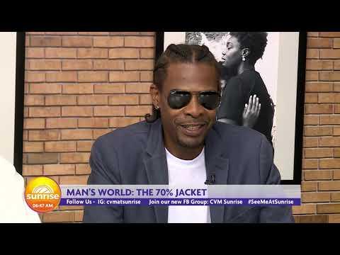 CVM At Sunrise - A Man's World - May 1, 2019